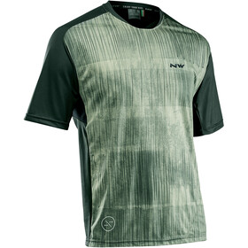 Northwave Edge MTB Maillot Manches courtes Homme, green forest